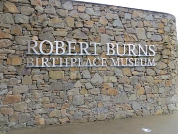 Burns Birthplace Museum, Alloway, Ayrshire, Scotland