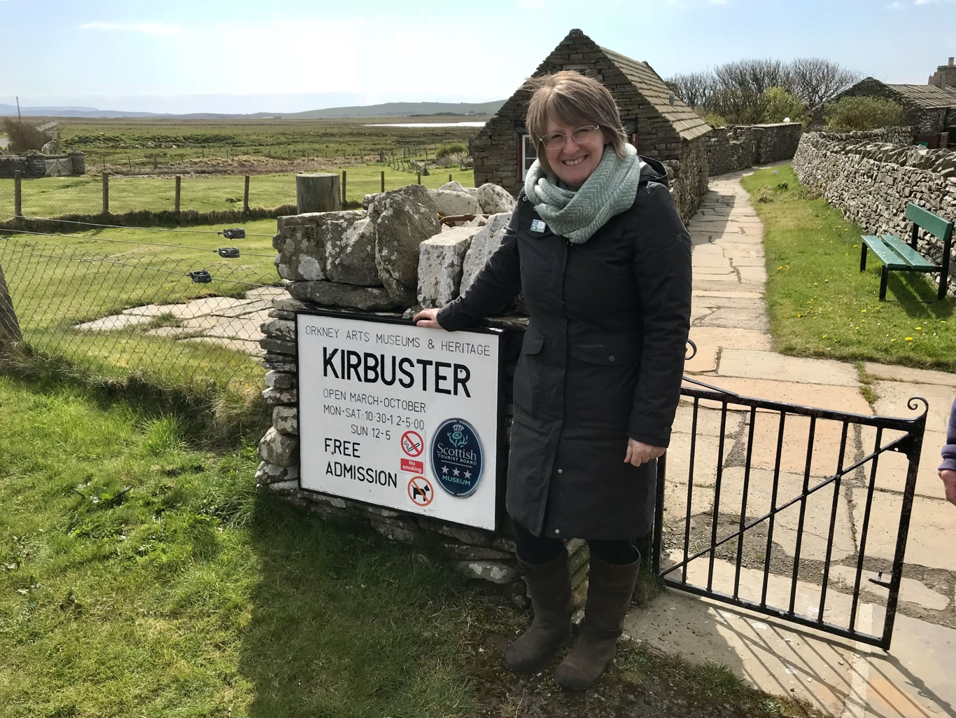 Season 3 Episode 18: Traveling to Orkney with Lorna Brown