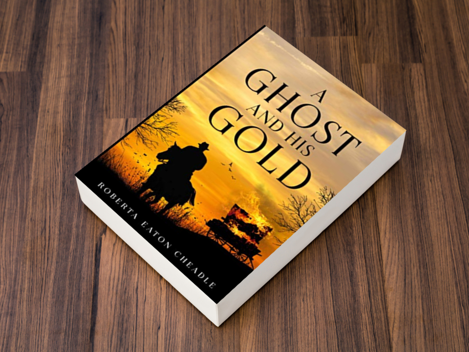 """Season 3 Episode 25: Roberta Eaton Cheadle Reading """"A Ghost And His Gold"""""""