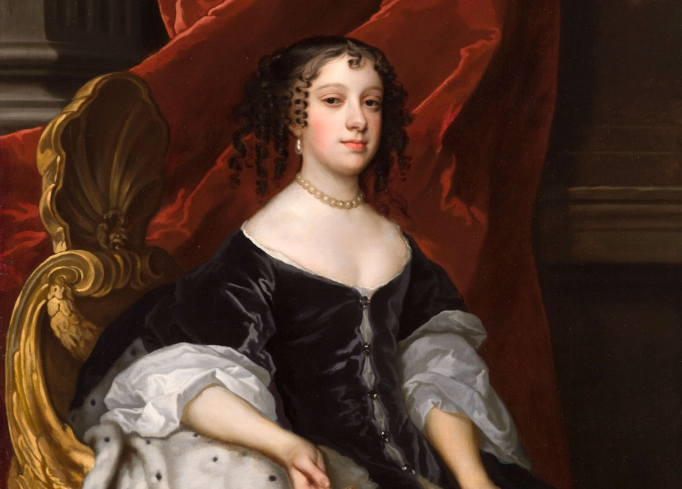 Season 3 Episode 42: Susan Abernethy on Catherine of Braganza, Queen of England and Regent of Portugal